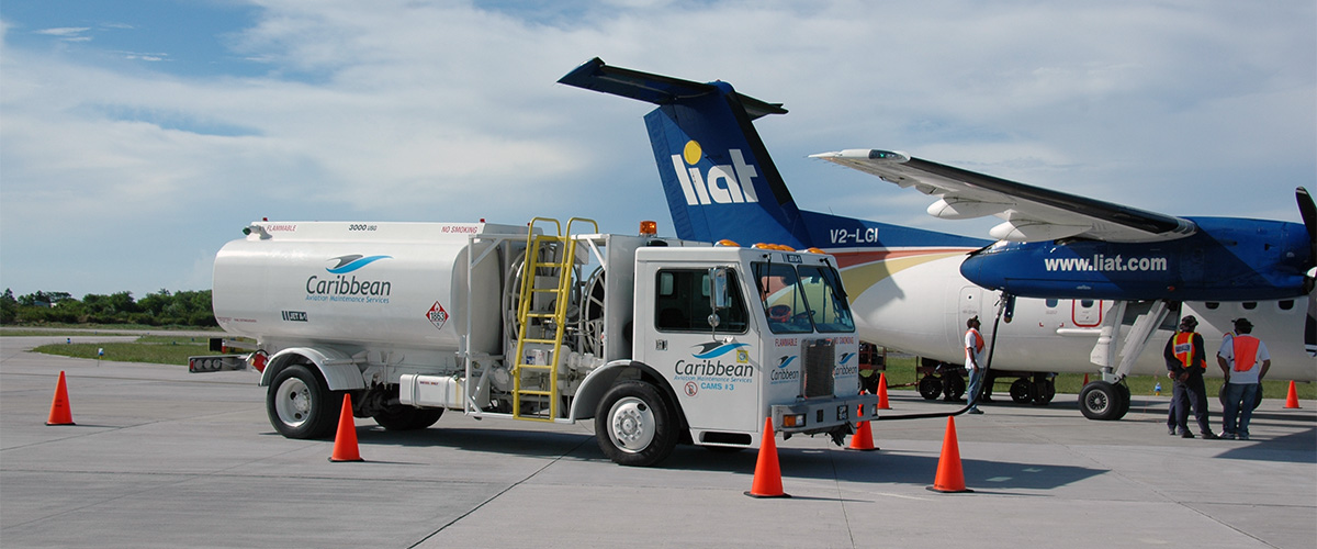 CAMS refueling LIAT3